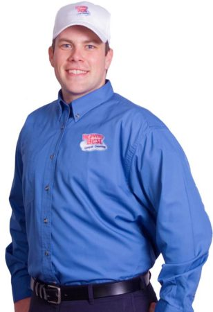 standard carpet cleaning franchise employee